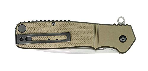 Columbia River Knife & Tool K270GKP Columbia River Knife and Tool Homefront Pocket