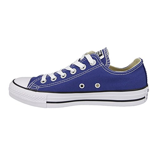 Adulte Star Converse Baskets All Chuck Taylor Mixte Blu Basses qwzvOHx