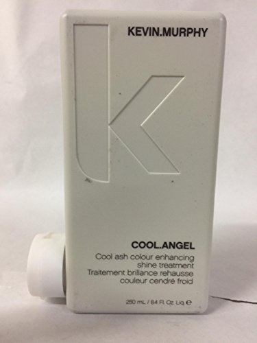 Rinse Hair Treatment (Kevin Murphy Cool Angel cool ashcolour renhancing treatment 8.4 oz Apply after cleanly washed hair for 3 minutes and rinse out)