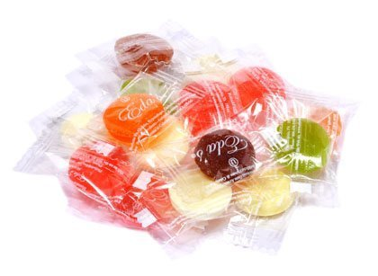 (Eda's Sugarfree Candy Tropical Mix 2 Lb)