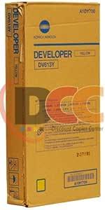 Original Yellow Developer Konica Bizhub Press C8000 DV-613Y