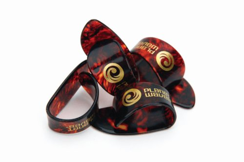 Planet Waves 5CSH4-5 Shell Celluloid Medium Thumb Picks