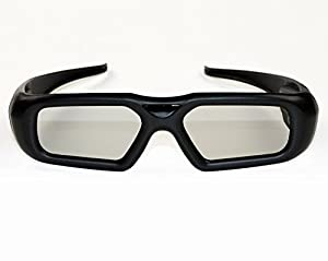 Optoma ZF2300 System 3D-RF Rechargeable 3D Active Glasses Starter Kit (include Optoma BC300 3D RF Emitter) by OPTOMA TECHNOLOGY