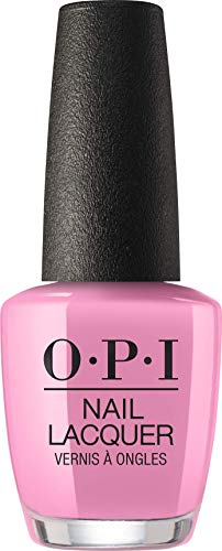 OPI Nail Lacquer, Rice Rice Baby, 0.5 Fluid Ounce
