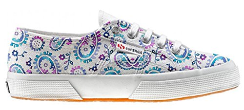 Superga Customized zapatos personalizados Watercolor (Zapatos Artesano)