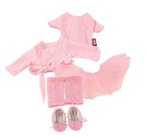 "Gotz 7 Piece Ballerina Dress Set for 18 inch & 19.5"" Dolls"