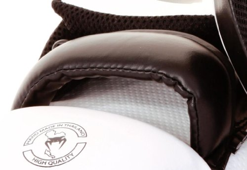 Venum Cellular 2.0 Punch Mitts, Black/White