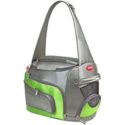 "Argo By Teafco Duff-O Airline Approved (20"" Large) Pet Carrier - Kiwi Green"
