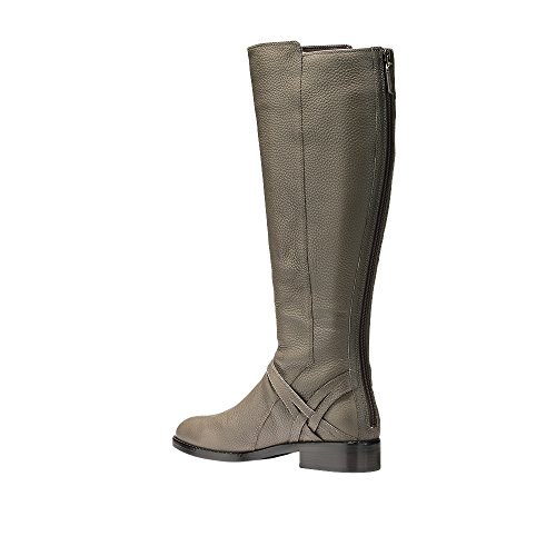 Cole Haan Womens Pearlie Boot Extended Calf Morel Leather 9bWYkQ8