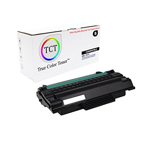 TCT Premium Compatible 310-7945 Black Laser Toner Cartridge for the Dell 1815 series - 5K yield- works with the Dell MFP 1815DN printers