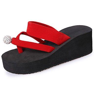 SHOES-XJIH&Uomini sandali estivi Casual in pelle tacco piatto altri Brown Khaki altri,Kaki,noi13.5 / EU47 / UK12.5 / CN50