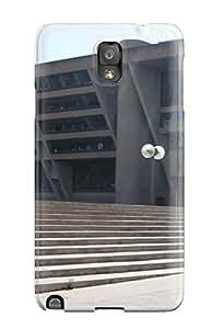 Shaun Starbuck's Shop New Fashion Premium Tpu Case Cover For Galaxy Note 3 - Dallas City