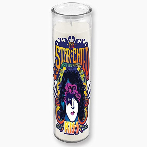 Kiss Starchild Glasses - ICUP KISS - The Starchild Clear