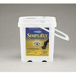 Farnam SimpliFly Feed-Thru Fly Control, 3.75lbs