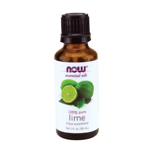 Oil Foods Lime - Lime Oil Now Foods 1 oz EssOil