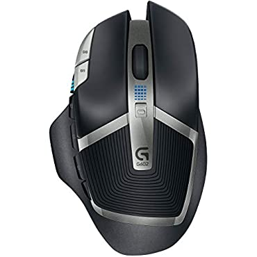 Logitech G602 Lag-Free Wireless Gaming Mouse 11 Programmable Buttons, Up to 2500 DPI