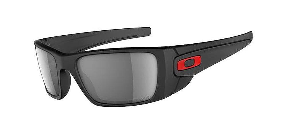 7ab108d0ed Oakley OO9096-44 Men s Ducati Fuel Cell Matte Black Frame Grey Polarized  Sunglasses  OAKLEY  Amazon.ca  Clothing   Accessories