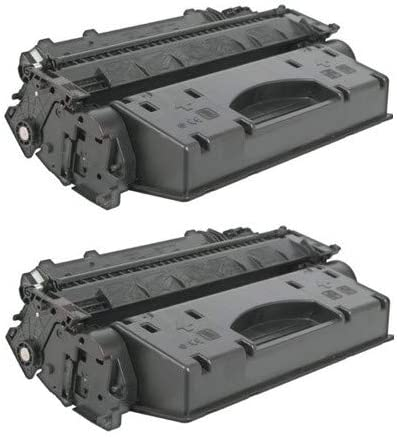 SuppliesMAX Compatible Replacement for Canon imageCLASS D1100//1120//1150//1320//1370//1520//1550 Toner Cartridge 2617B002/_2PK 2//PK-5000 Page Yield