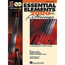 (Hal Leonard Essential Elements 2000 for Strings (Book 1,)