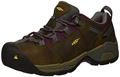 KEEN Utility Women's Detroit XT Steel Toe Industrial Shoe
