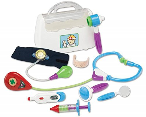 [Doctor Kit Kids role play medical kit Doctor bag with sounds New] (Doc Mcstuffins Costume Toys R Us)