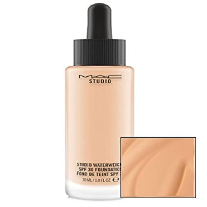 M.A.C Studio Waterweight SPF 30 Innovative Foundation (NC30) by Illuminations Foundation at amazon
