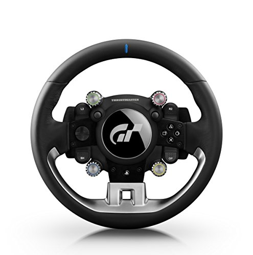 Thrustmaster T-GT Racing Wheel (PS4/PC) - http://coolthings.us