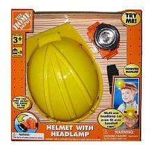 The Home Depot Helmet with Headlamp