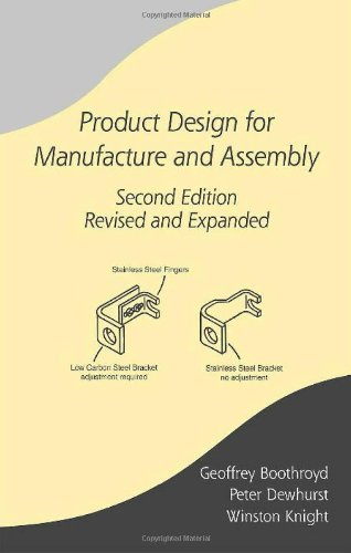 Product Design for Manufacture & Assembly Revised & Expanded
