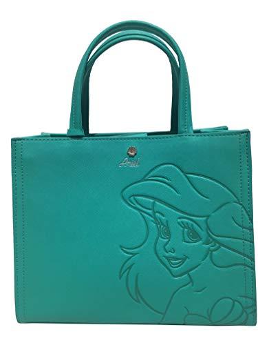 1febf1ef8e6 9 · Loungefly x Disney The Little Mermaid Ariel Debossed Crossbody Bag with  Shell Charm (One Size