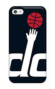 DanRobertse RKWzDKW783aKwZI Protective Case For Iphone 5/5s(washington Wizards Nba Basketball (24) )