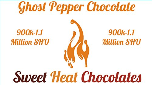 Ghost Pepper Milk Chocolate 4pc