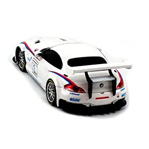 Licensed BMW Z4 GT3 Electric RC Car 1:24 DX RTR (Colors May Vary) Authentic Body Styling