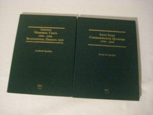 Lincoln Memorial Cent Folder-1999-2008