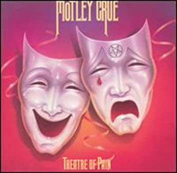 amazon theatre of pain motley crue 輸入盤 音楽
