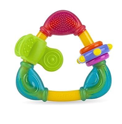 Nuby Spin N' Teethe Teether, Colors May Vary from NûbyTM