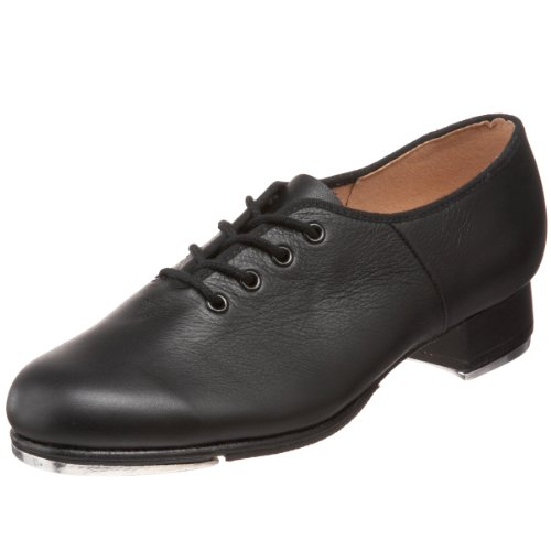 Bloch Women's Jazz Tap Shoe Black