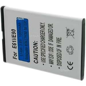 Batería compatible con Nokia E72Brown