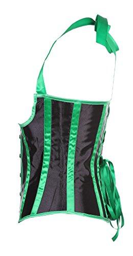 VLUNT - Corsé - para mujer Verde