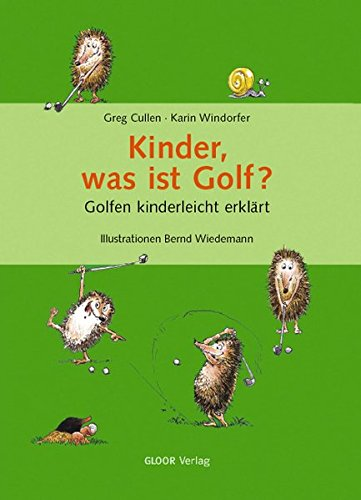 Kinder, was ist Golf? Golfen kinderleicht erklärt