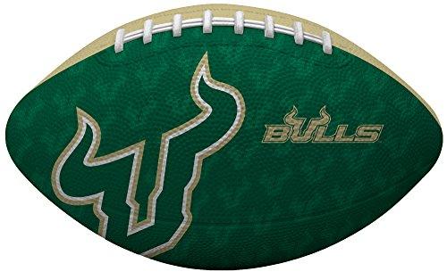 Rawlings NCAA South Florida Bulls Junior Gridiron Football, Green