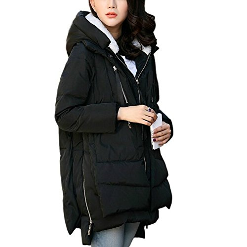 Hellomamma Womens Thickened Outerwear Jackets