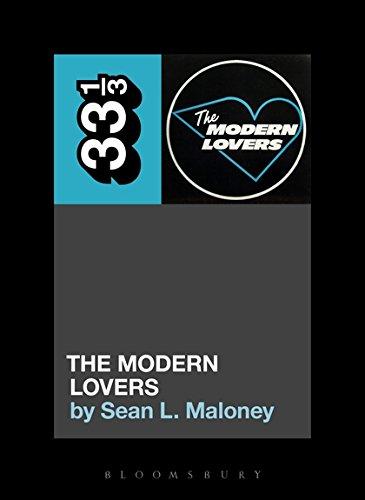The Modern Lovers' The Modern Lovers (33 1/3) pdf epub