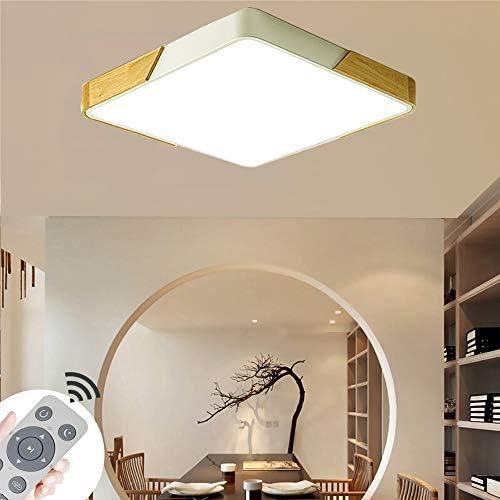 soggiorno risparmio energetico camera da letto COOSNUG moderna lampada da soffitto per corridoio cucina classe energetica A++ Lampada da soffitto a LED 78 W dimmerabile