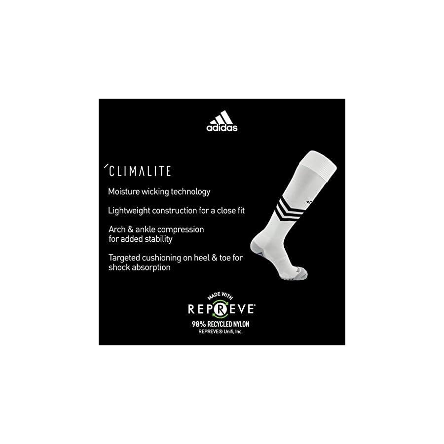 adidas Mundial Zone Cushion Soccer Socks (1 Pack)