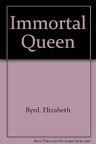 book cover of Immortal Queen