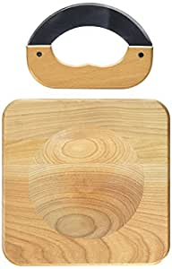 Catskill Craftsmen Chopping Board with Mezzaluna