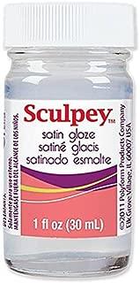 product image for Sculpey Glaze (Satin) 3 pcs sku# 1839704MA