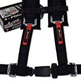 4 Point Harness with 2 Inch Padding