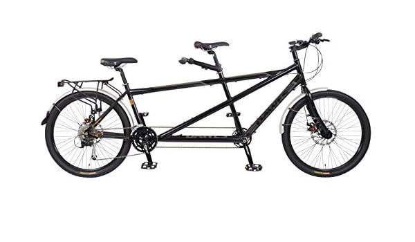 Dawes Bicicleta Tandem Double Edge: Amazon.es: Deportes y aire libre
